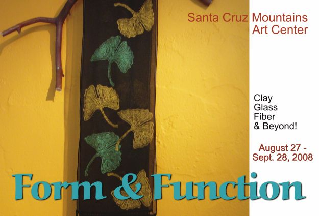 Postcard image for Form & Function Gallery Exhibit