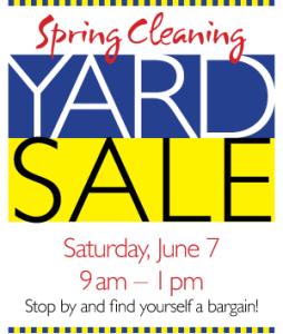 Santa Cruz Mountains Art Center Yard Sale