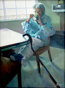 oil painting Brenda Berg