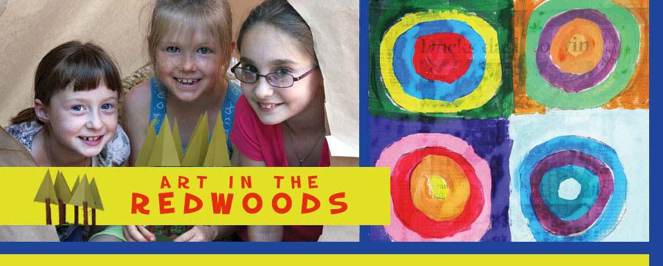 Art in the Redwoods
