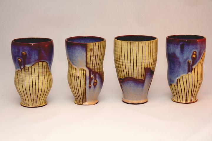 Ceramics by Honora Bacon