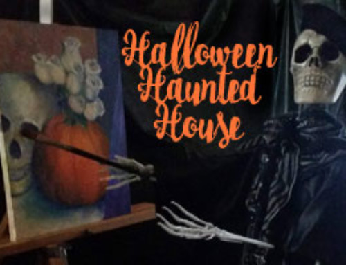 Halloween Haunted House – October 31, 2019