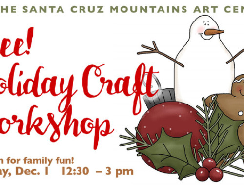 Holiday Happenings at the Art Center
